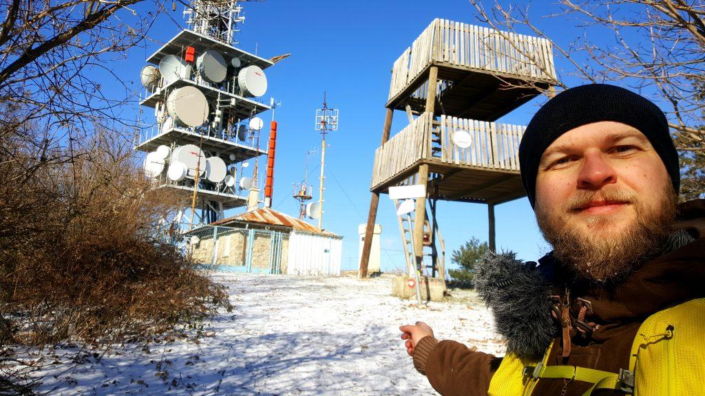 Robert Nuli na vrhu Kapovac